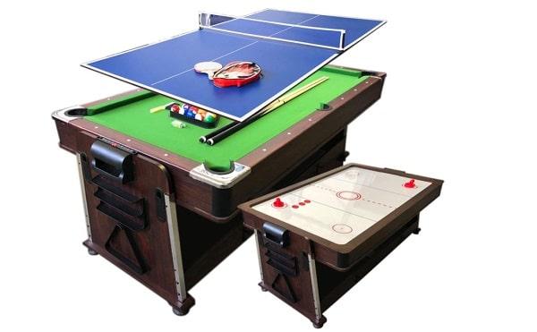 table multijeux haut de gamme